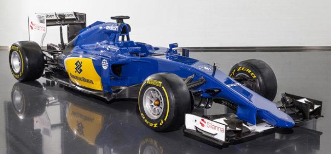 Sauber predstavio novi bolid C34