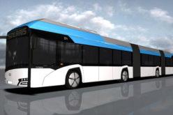 Solaris razvija dvozglobni autobus