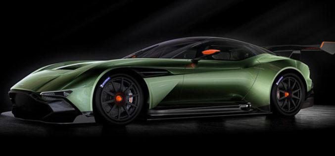 Premijera Aston Martin Vulcan modela sutra u Ženevi!