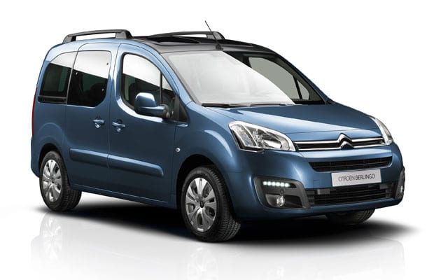 Citroen Berlingo - 2015 - 01