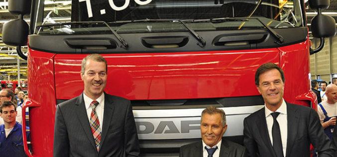 DAF proizveo milion kamiona