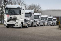 DB Schenker prevoznik MERCEDES AMG PETRONAS F1 Teama