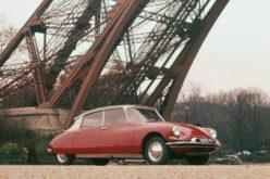 DS slavi 60 godina na salonu Rétromobile – 1955. – 2015.