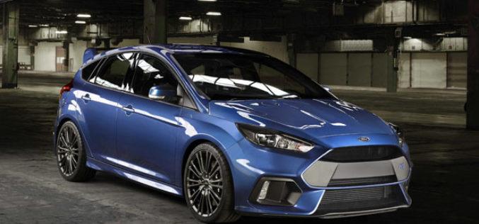 Novi Ford Focus RS – Visoke performanse i napredna tehnologija