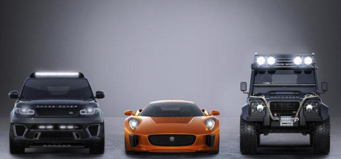 Jaguar i Land Rover nastavljaju saradnju sa Bond franšizom