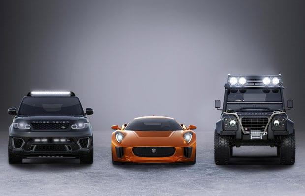 Jaguar i Landrover - Bond