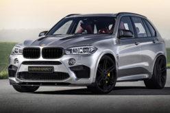 Manhart Racing MHX5 750 bit će baziran na BMW X5 M modelu