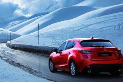 Mazda 3 Sedan 2014.
