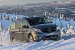 Mercedes-Benz Vito 4×4 – Kompaktan, lagan i efikasan