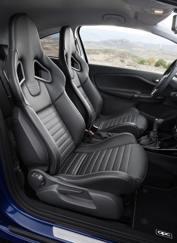 Nova Opel Corsa OPC