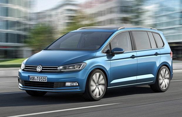 Novi Volkswagen Touran 2015 - 01