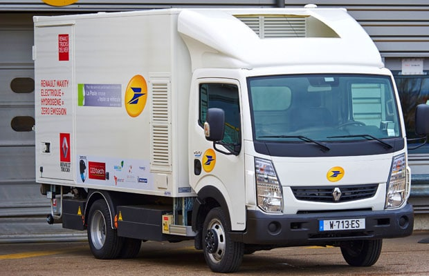 Renault Maxity Electric