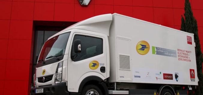 Renault Maxity Electric – Testiranje u realnim uslovima