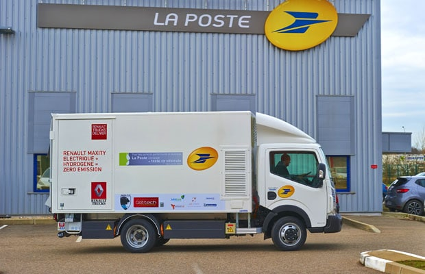 Renault Maxity Electric 2