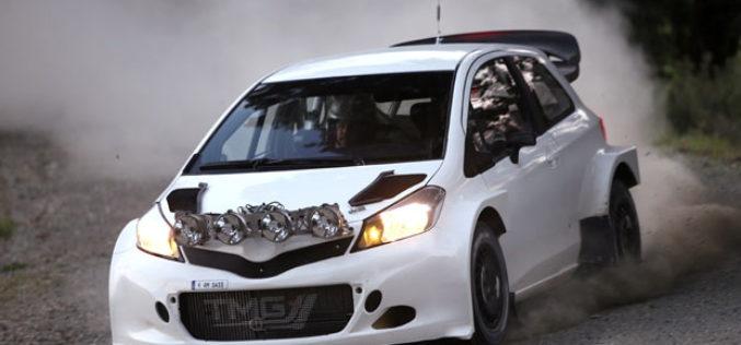 Toyota se vraća u WRC 2017. godine