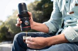 Audi putni aparat za espresso kafu