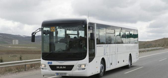 MAN Lion's Intercity – Međugradski višenamjenski autobus