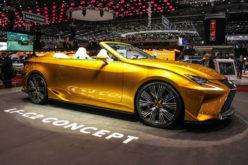 Lexus predstavio dva koncepta u Ženevi