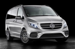 Mercedes V-Class Concept V-ision e – Bolje performanse i manje zagađenja