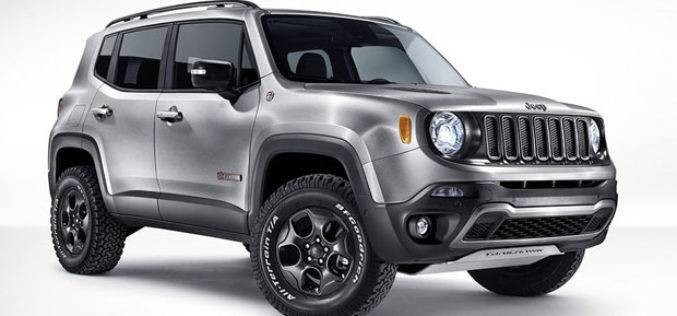 Renegade Hard Steel Jeep – Jeep s prikolicom