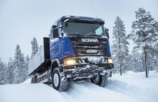 Scania Winter 2015 - 01