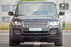 Arden novi tuning paket za Range Rover