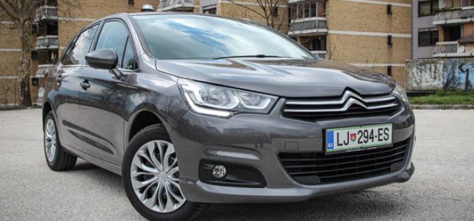 Vozili smo: Citroën C4 facelift – Predstavljen na BiH tržištu