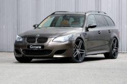 G-POWER SK II Mono-Kompressor za BMW M5/M6 V10