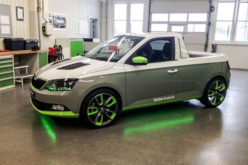 Škoda FUNstar – Konceptni Pick-Up