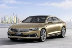 Volkswagen C Coupé GTE – Koncept za kinesko tržište