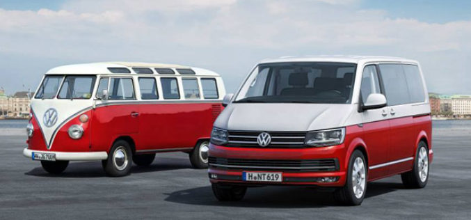 VW Transporter T6 – Generation SIX nastavlja tradiciju
