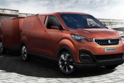 Peugeot Food truck koncept
