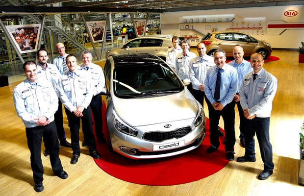 1,000,000th Kia cee'd 1 (Medium)