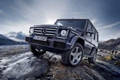 Predstavljen novi Mercedes-Benz G-Class