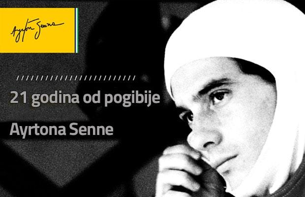 Ayrton Senna 21 godisnjica smrti