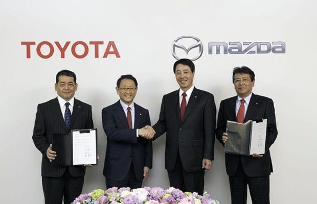 Toyota i Mazda – Sporazum za bolju budućnost 01
