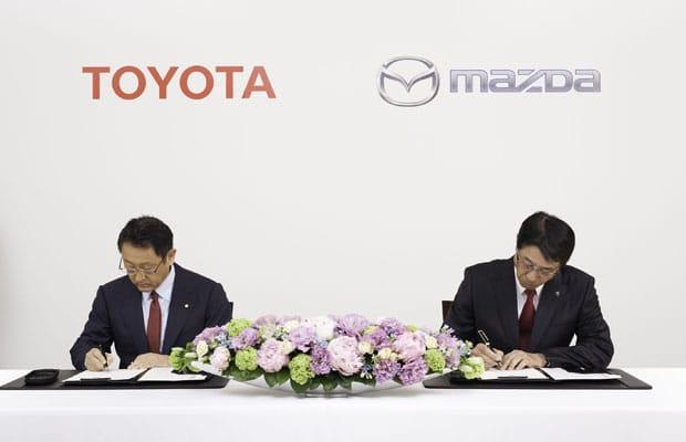 Toyota i Mazda – Sporazum za bolju budućnost 02