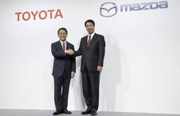 Toyota i Mazda – Sporazum za bolju budućnost 03