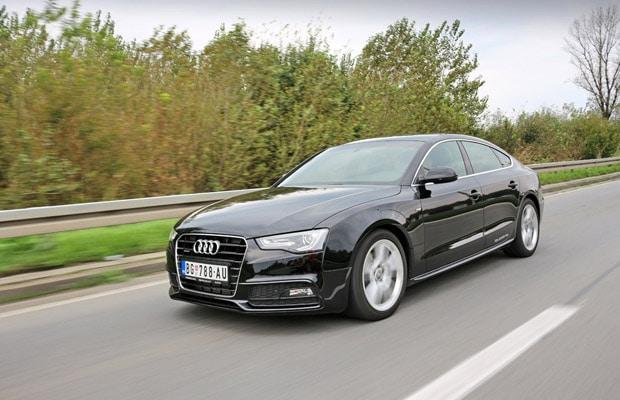 Vozili smo Audi A5 sportback 2.0 quattro -620 01