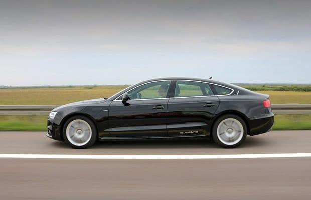 Vozili smo Audi A5 sportback 2.0 quattro -620 02