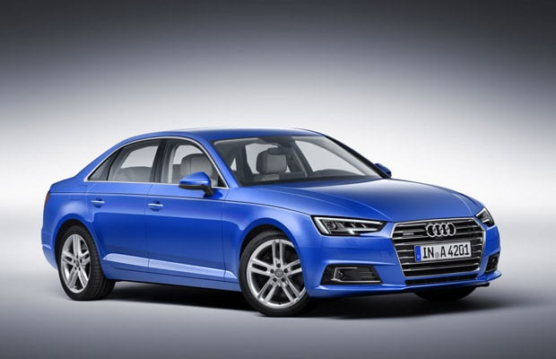 Audi A4 2015 - 03