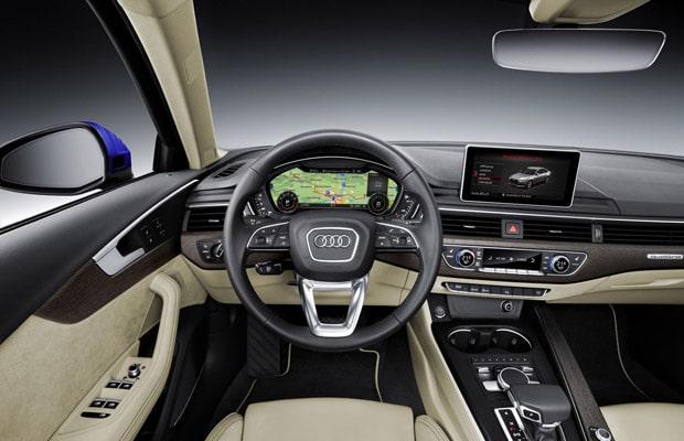 Audi A4 2015 - 05