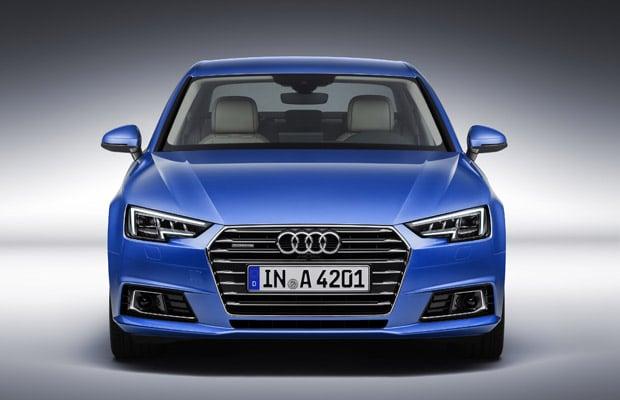 Audi A4 B9 - 05