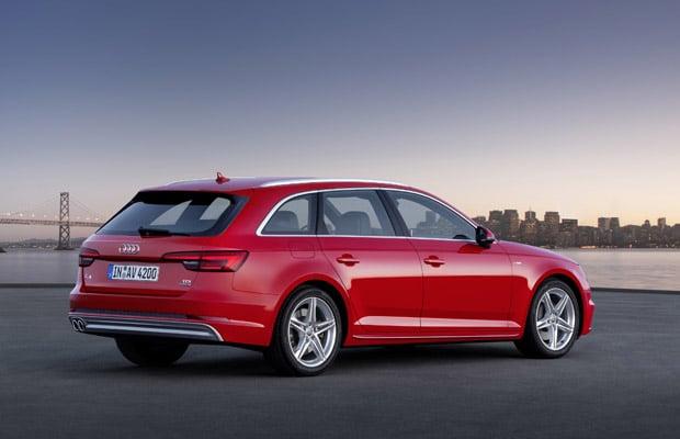 Audi A4 B9 - 06
