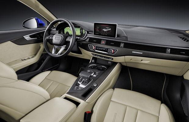 Audi A4 B9 - 09