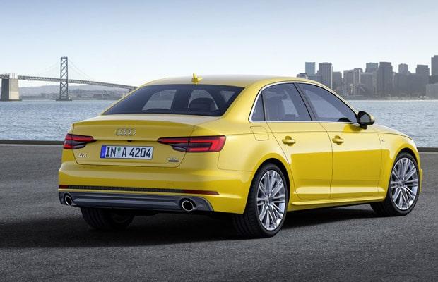 Audi A4 B9 - 10
