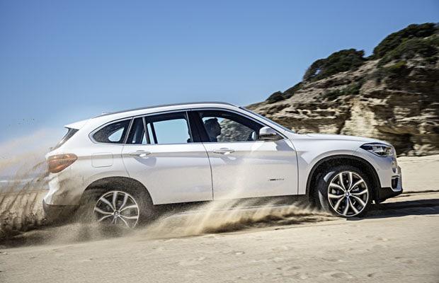 BMW X1 2015 - 01