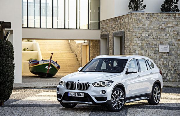 BMW X1 2015 - 02