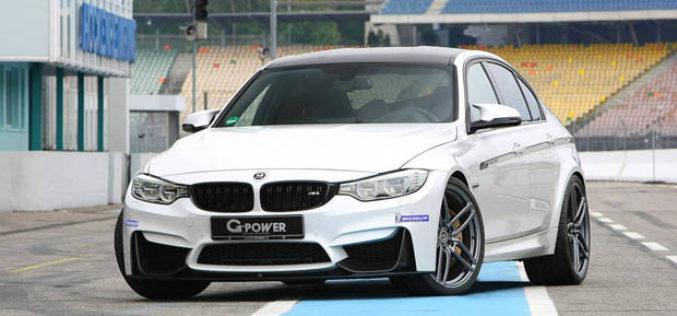 G-POWER BMW M3/M4 – Nova liga