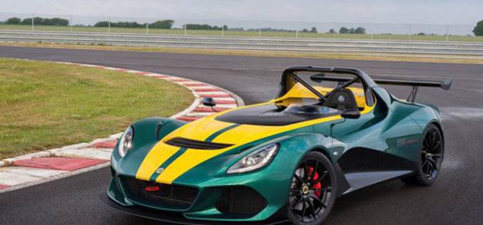 Lotus 3-Eleven – Najbrži produkcioni Lotus